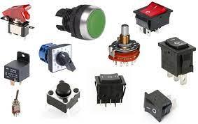 Switches & Electronics